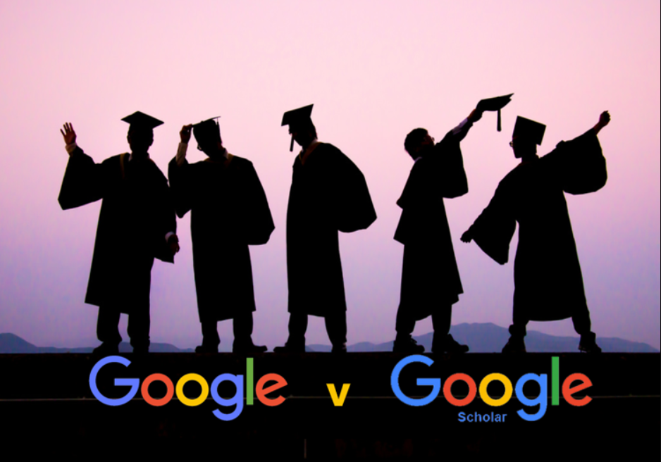 Google scholar to dive deep into a topic