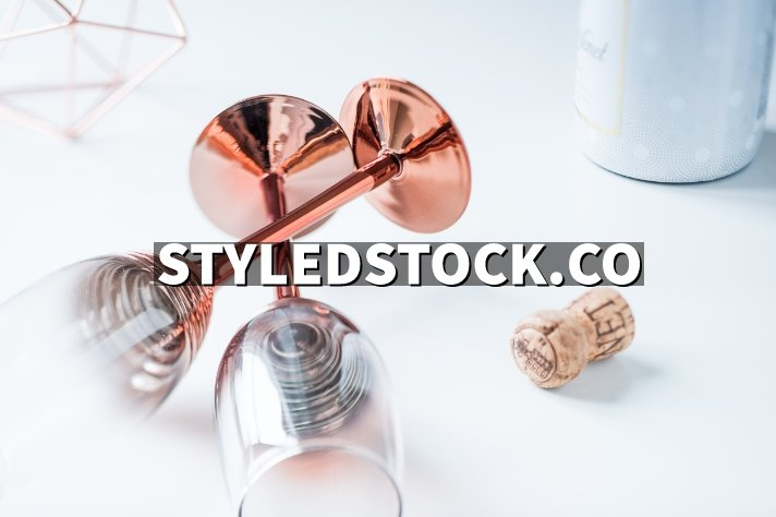wine glasses to prettify your content.