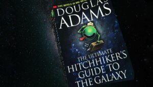 "Took a Freakishly Long Time Reading Hitchhiker's Guide to the Galaxy, Still Enjoyed It.<span class=""wtr-time-wrap after-title""><span class=""wtr-time-number"">2</span> min read</span>"