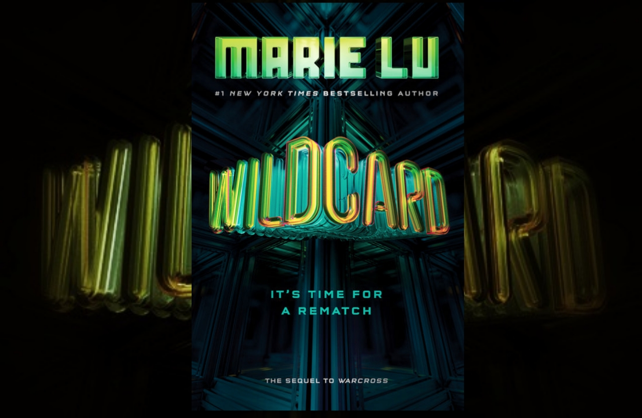 Finished Wildcard by Marie Lu in a Day, Fast Boi Now